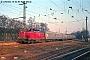 """MaK 1000321 - DB """"212 274-5"""" 15.02.1983 - Köln-Deutz, BahnhofNorbert Schmitz"""