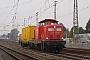 "MaK 1000321 - DB Fahrwegdienste ""212 274-5"" 23.10.2009 - PaderbornTobias Pokallus"
