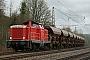 "MaK 1000321 - DB Fahrwegdienste ""212 274-5"" 07.02.2013 - WincheringenAlexander Leroy"