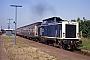 """MaK 1000324 - DB """"212 277-8"""" 07.07.1987 - Ascheberg (Holstein)Tomke Scheel"""