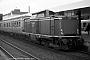 """MaK 1000324 - DB """"212 277-8"""" 01.07.1979 Pinneberg,Bahnhof [D] Stefan Motz"""