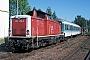 """MaK 1000326 - DB Cargo """"212 279-4"""" 15.05.2000 - AltenglanWerner Brutzer"""