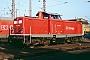 "MaK 1000327 - Railion ""212 280-2"" 14.12.2004 - Osnabrück, BahnbetriebswerkJulius Kaiser"