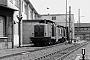 """MaK 1000328 - DB """"212 281-0"""" 21.05.1988 Hagen-Eckesey,Bahnbetriebswerk [D] Malte Werning"""
