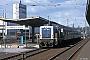 "MaK 1000331 - DB ""212 284-4"" 11.04.1990 - Schwerte (Ruhr)Ingmar Weidig"