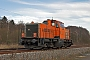 "MaK 1000333 - BBL Logistik ""BBL 10"" 29.12.2012 Stolberg(Rheinland) [D] Werner Schwan"