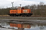 "MaK 1000333 - BBL Logistik ""BBL 10"" 29.12.2012 - Stolberg (Rheinland)Werner Schwan"
