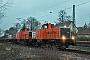 """MaK 1000333 - BBL Logistik """"BBL 10"""" 13.01.2011 Weetzen [D] Carsten Niehoff"""