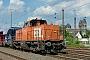 """MaK 1000333 - BBL Logistik """"BBL 10"""" 31.05.2017 - Düsseldorf-RathWolfgang Platz"""