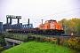 """MaK 1000333 - BBL Logistik """"BBL 10"""" 09.11.2019 Hamburg,Süderelbbrücken [D] Jens Vollertsen"""