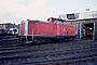 "MaK 1000335 - DB AG ""212 288-5"" 06.01.1996 Krefeld,Bahnbetriebswerk [D] Patrick Paulsen"