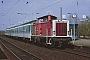 """MaK 1000335 - DB AG """"212 288-5"""" __.05.1996 Moers,Bahnhof [D] Rolf Alberts"""