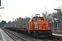 """MaK 1000335 - BBL Logistik """"BBL 20"""" 26.03.2016 - DerneburgRik Hartl"""