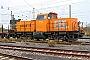 """MaK 1000335 - BBL Logistik """"BBL 20"""" 05.11.2017 Mannheim,Rangierbahnhof [D] Ernst Lauer"""