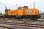 "MaK 1000335 - BBL Logistik ""BBL 20"" 05.11.2017 - Mannheim, RangierbahnhofErnst Lauer"