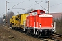 "MaK 1000345 - DB Fahrwegdienste ""212 298-4"" 04.04.2009 Ahlem [D] Thomas Wohlfarth"