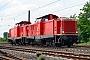 """MaK 1000345 - DB Fahrwegdienste """"212 298-4"""" 23.06.2010 Bickenbach [D] Kurt Sattig"""