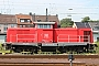 "MaK 1000345 - DB Fahrwegdienste ""212 298-4"" 24.07.2012 - Oberhausen-Osterfeld, RangierbahnhofAndreas Kriegisch"