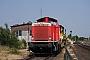 """MaK 1000345 - DB Fahrwegdienste """"212 298-4"""" 14.07.2010 Euskirchen [D] Werner Schwan"""