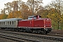 "MaK 1000346 - VEB ""V 100 2299"" 14.11.2012 Köln,BahnhofWest [D] Werner Schwan"