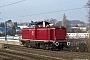 """MaK 1000346 - VEB """"V 100 2299"""" 09.02.2018 - Wuppertal-SonnbornMartin Welzel"""