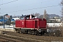 "MaK 1000346 - VEB ""V 100 2299"" 09.02.2018 Wuppertal-Sonnborn [D] Martin Welzel"