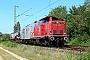 """MaK 1000346 - VEB """"V 100 2299"""" 22.07.2020 - Babenhausen-HarreshausenKurt Sattig"""