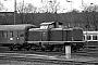 """MaK 1000348 - DB """"212 301-6"""" __.__.1976 Herne-Wanne,Wanne-EickelHauptbahnhof [D] Michael Hafenrichter"""