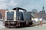 "MaK 1000349 - DB AG ""212 302-4"" 07.04.1994 - Kappeln (Schlei)Edgar Albers"