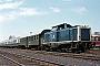 """MaK 1000353 - DB """"212 306-5"""" 14.05.1977 - Gronau (Westfalen)Ludger Kenning"""
