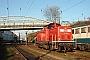 "MaK 1000355 - DB Cargo ""212 308-1"" 14.12.2001 - Hagen-EckeseyJens Grünebaum"