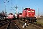 """MaK 1000355 - Railion """"212 308-1"""" 14.12.2001 - Hagen-Eckesey, BahnbetriebswerkJens Grünebaum"""