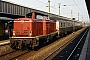 """MaK 1000355 - DB """"212 308-1"""" 14.04.1991 Dortmund,Hauptbahnhof [D] Heinrich Hölscher"""