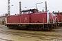 "MaK 1000355 - DB AG ""212 308-1"" 27.03.1998 Hamm,Betriebshof [D] George Walker"