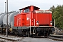 """MaK 1000356 - MVG """"212 309-9"""" 10.11.2005 Mülheim(Ruhr) [D] Alexander Leroy"""
