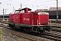 "MaK 1000356 - DB Cargo ""212 309-9"" 24.04.2001 Bielefeld,Hauptbahnhof [D] Dietrich Bothe"