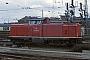 "MaK 1000356 - DB ""212 309-9"" 28.04.1983 Münster(Westfalen),Hauptbahnhof [D] Archiv I. Weidig"