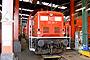 """MaK 1000357 - DB AG """"212 310-7"""" 03.05.2004 - Osnabrück, BetriebshofMathias Bootz"""