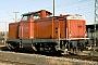 """MaK 1000357 - DB AG """"212 310-7"""" 26.01.2003 Emden [D] Willem Eggers"""
