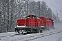 """MaK 1000357 - DB Fahrwegdienste """"212 310-7"""" 29.12.2010 Guben [D] Frank Gutschmidt"""