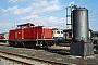 """MaK 1000357 - DB Cargo """"212 310-7"""" 01.03.2003 Emden,Hauptbahnhof [D] Julius Kaiser"""
