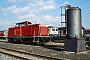 "MaK 1000357 - DB Cargo ""212 310-7"" 01.03.2003 - Emden, HauptbahnhofJulius Kaiser"