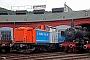 """MaK 1000358 - NBE RAIL """"212 311-5"""" 17.08.2013 - Siegen, Südwestfälisches EisenbahnmuseumMalte Werning"""