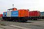 """MaK 1000358 - NbE """"212 311-5"""" 16.03.2005 - Stendal, Alstom Karl Arne Richter"""