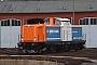 "MaK 1000358 - NBE Logistik ""212 311-5"" 13.09.2013 Siegen,Bahnbetriebswerk [D] Eckard Wirth"