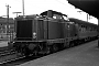 "MaK 1000359 - DB ""212 312-3"" 21.08.1975 - Altenbeken, BahnhofMichael Hafenrichter"