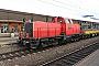 """MaK 1000359 - LOCON """"214"""" 14.02.2015 - Mannheim, HauptbahnhofErnst Lauer"""