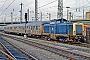 """MaK 1000359 - DB """"212 312-3"""" 09.12.1988 Hagen,Hauptbahnhof [D] H.-Uwe  Schwanke"""