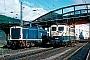 "MaK 1000362 - DB Cargo ""212 315-6"" __.06.2000 Hagen-Eckesey [D] Jens Grünebaum"