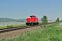 "MaK 1000364 - DB Fahrwegdienste ""212 317-2"" 23.04.2011 - EdenkobenVolker Mathes"